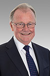 Chairman - Noel Hunter OBE