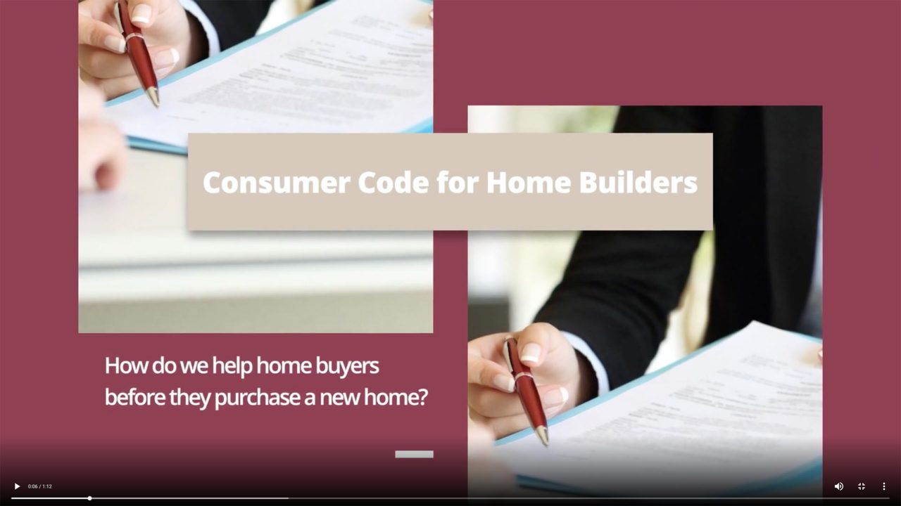 Stage 1 – Helping buyers pre-purchase